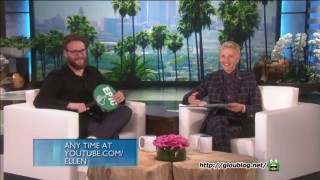 Seth Rogen Plays Epic Or Fail Oct 14 2014