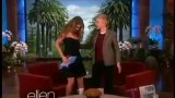Sofia Vergara And Ellen's CoverGirl Commercial Das Bombshell Feb 04 2014