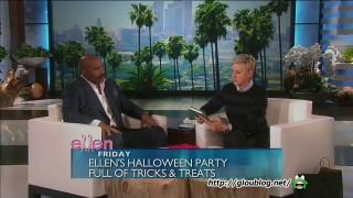 Steve Harvey Interview Oct 28 2014