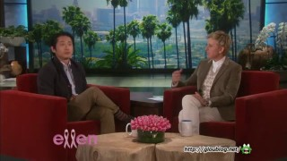 Steven Yeun Interview Oct 06 2014