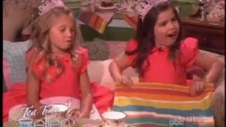 Tea Time With Sophia Grace And Rosie May 31 2013