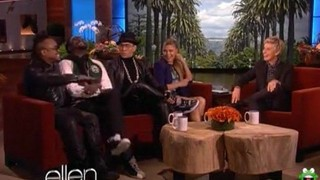 The Black Eyed Peas Interview Nov 23 2011