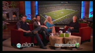 "The Cast Of ""The Voice"" Interview Feb 03 2012"