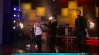 The Wanted Performance Nov 07 2013