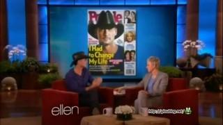 Tim McGraw Interview Feb 05 2013