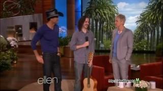 Tim McGraw's Hidden Camera Prank Feb 05 2013