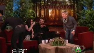Twilight Cast Interview Nov 18 2011