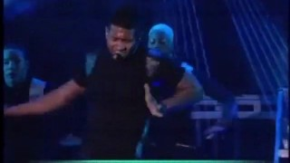 Usher Performance Dec 13 2012