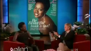 Viola Davis Interview Oct 21 2013