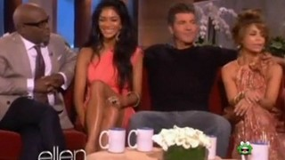 X Factor Judges Interview Sept 28 2011