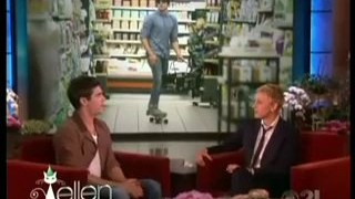 Zac Efron Interview Jan 30 2014
