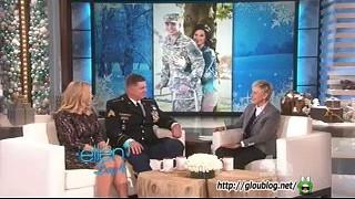 An Emotional Surprise For An Inspiring Veteran Dec 09 2014