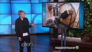 Ellen Monologue & Dance Dec 02 2014