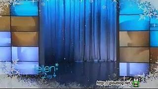 Ellen Monologue & Dance Dec 09 2014