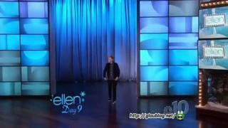 Ellen Monologue & Dance Dec 16 2014