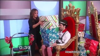 Leah Remini Game Dec 17 2014