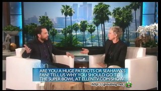 Charlie Day Interview Jan 20 2015
