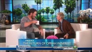 Chris Pratt Interview Jan 07 2015