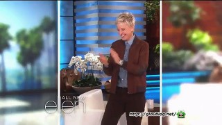 Ellen Monologue & Dance Jan 07 2015