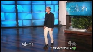 Ellen Monologue & Dance Jan 20 2015
