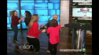 Ellen Monologue & Dance Jan 26 2015