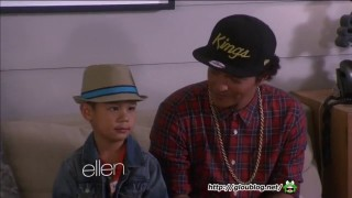 Kai Langer Meets Bruno Mars Jan 16 2015