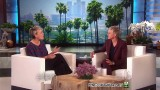 Kaley Cuoco Sweeting Interview Jan 12 2015