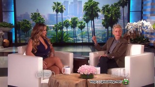 Mariah Carey Interview Jan 15 2015