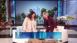 Melissa McCarthy Surprise Jan 15 2015