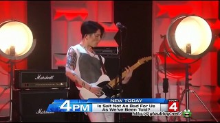 Miyavi Performance Jan 19 2015