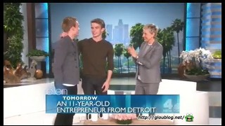 Twins Aaron & Austin Interview Jan 21 2015