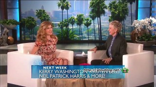 Connie Britton Interview Feb 11 2015