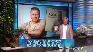 Dierks Bentley Performance Feb 03 2015