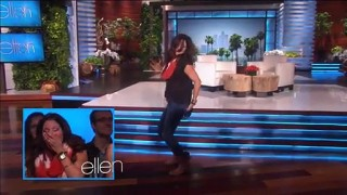 Ellen Monologue & Dance Feb 03 2015