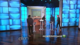Ellen Monologue & Dance Feb 11 2015