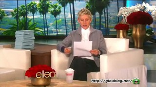 Ellen Monologue & Dance Feb 20 2015