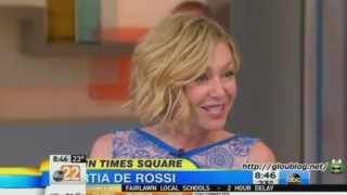 Portia de Rossi Interview Good Morning America Feb 12 2015