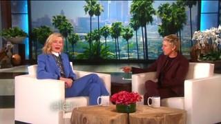 Cate Blanchett Interview Mar 03 2015