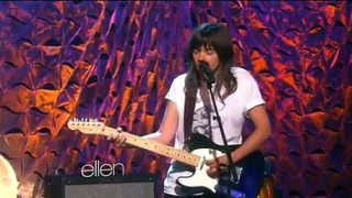 Courtney Barnett Performance Mar 16 2015
