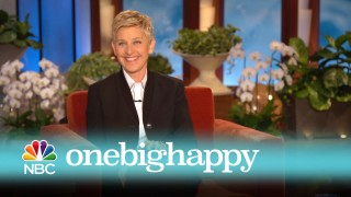 Ellen DeGeneres interview  On One Big Happy