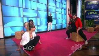 Ellen Monologue & Dance Mar 09 2015