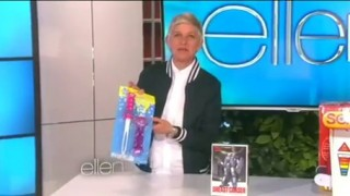 Ellen Monologue & Dance Mar 17 2015