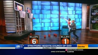 Ellen Pompeo Game Mar 04 2015