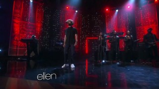 Jussie Smollett Performance Mar 09 2015