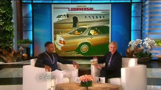 Ludacris Interview Mar 31 2015