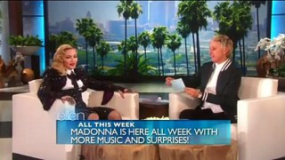 Madonna Interview Part 2 Mar 17 2015