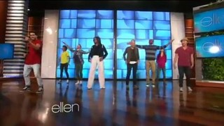 Michelle Obama & Ellen Dance Off For The History Books Mar 16 2015