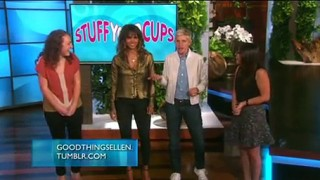 Stuff Your Cups With Halle Berry Mar 30 2015