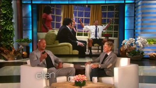 Dwayne Johnson Interview Part 1 Apr 01 2015
