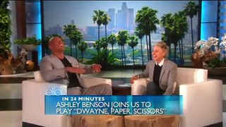 Dwayne Johnson Interview Part 2 Apr 01 2015